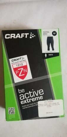 Kalesony termoaktywne 3/4 - Craft - męskie/XL