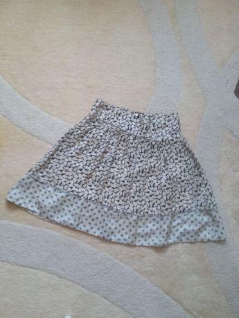 Красива юбка 100% шовк