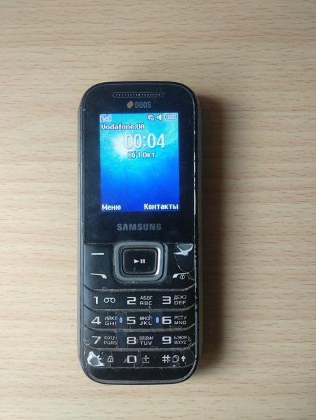 Samsung E1232b duos