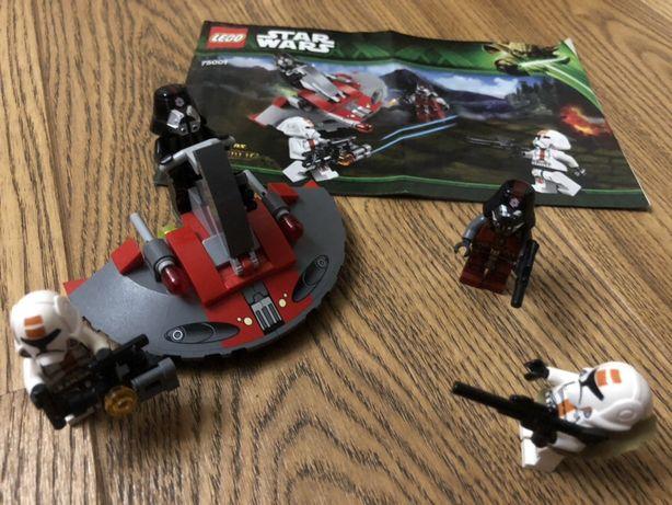 LEGO Star Wars Солдаты Республики против воинов - ситхов