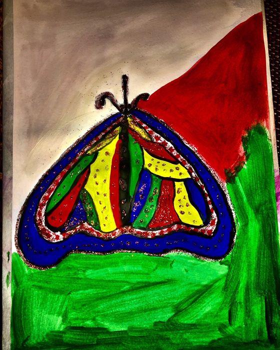 Картина « Метелик» Копычинцы - изображение 1