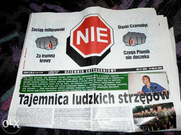 Stare gazety