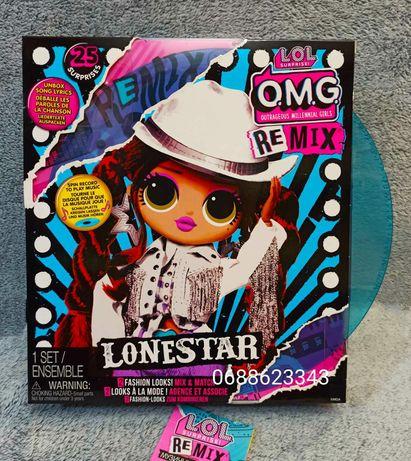 Кукла Омг Ремикс LOL Surprise OMG Remix Леди Кантри 567233 Remix Lones