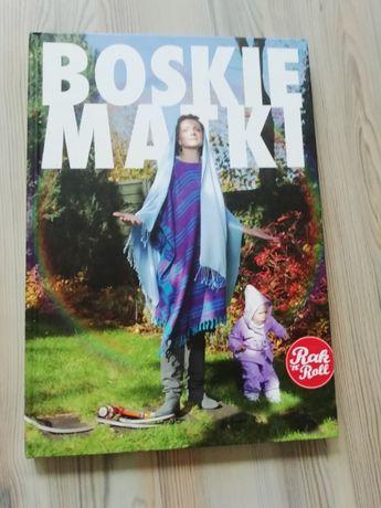 """Książka """"Boskie Matki"""" - wspaniałe zdjęcia i wyznania matek"""