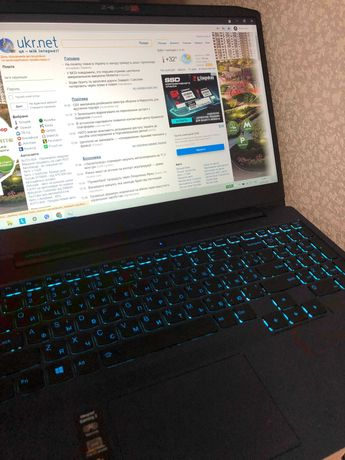 Ноутбук Lenovo ideapad Gaming