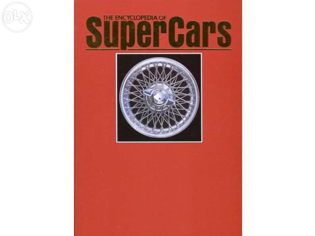Supercars, The Encyclopedia of
