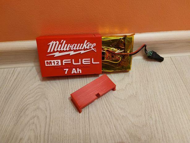 Milwaukee akumulator 7 Ah kurtka bluza.
