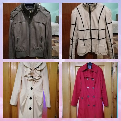 Куртка, плащ, пальто
