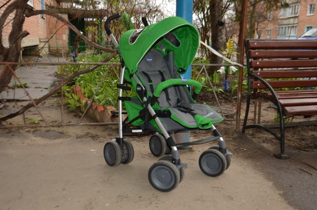 Прогулочная складна коляска трость Chicco Multiway Evo (Чикко, Чікко)
