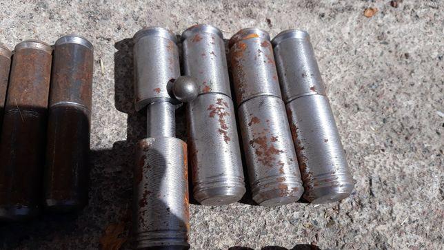 Завіси металеві для воріт