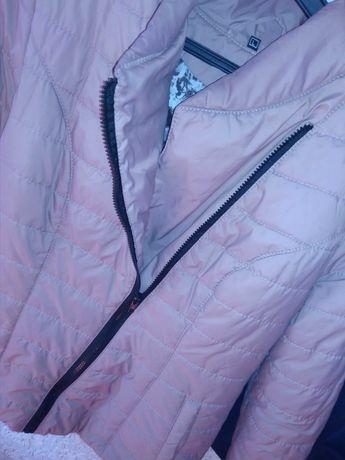 Куртка цвет :Пудра