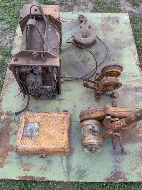 Электротельфер, тельфер, кранбалка, электроталь,таль 2,5 т на запчасти