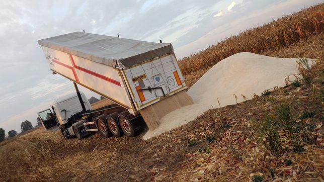 Wapno nawozowe CaO 50% z dostawą na miejsce