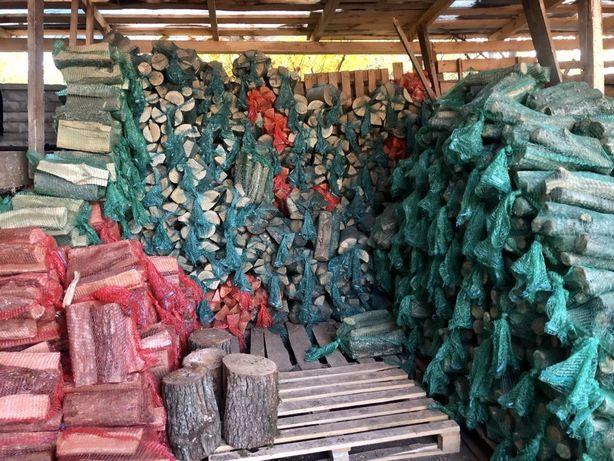 Дрова в сетках Сухие дрова  Фруктовые сетки САМОВЫВОЗ Бровары