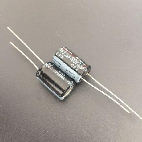 Condensador Rubycon CFX 400V 3.3uF (x10)