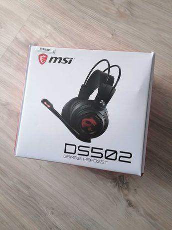 Słuchawki Gamingowe MSI DS502