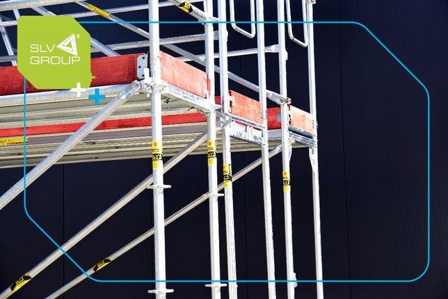Rusztowania fasadowe Aluminium Rusztowanie lekkie 200 m2