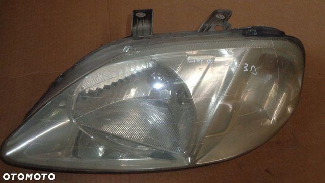 Reflektor lewy lampa lewa Honda Civic VI 3d