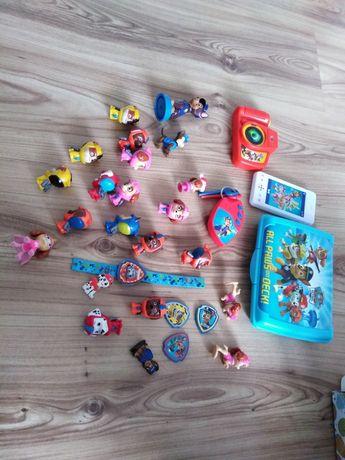 Zestaw zabawek i akcesorii Psi Patrol