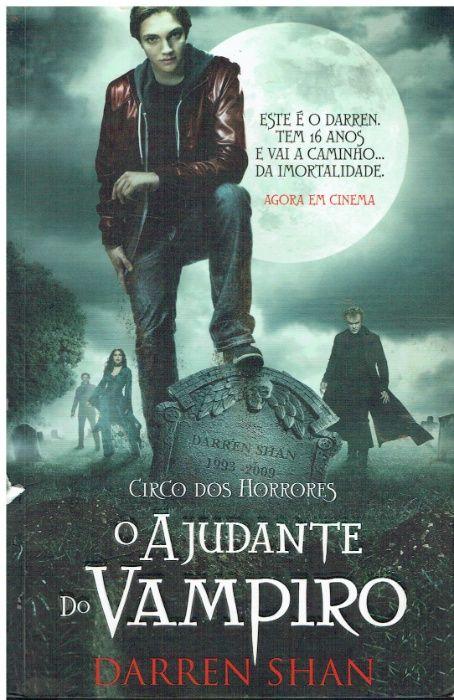 10673 Circo dos Horrores - O Ajudante do Vampiro Cidade Da Maia - imagem 1