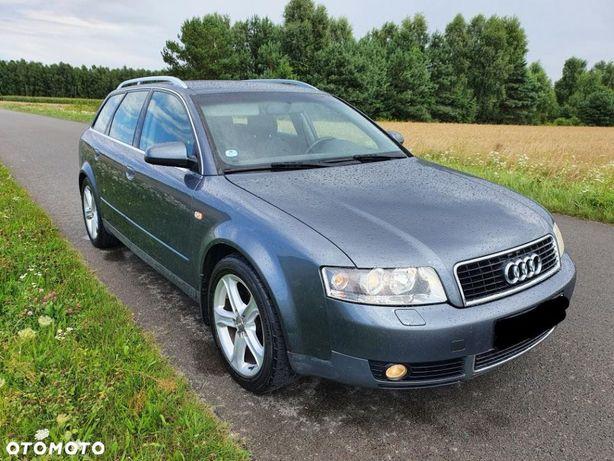 Audi A4 Sprowadzony; nowy rozrząd;
