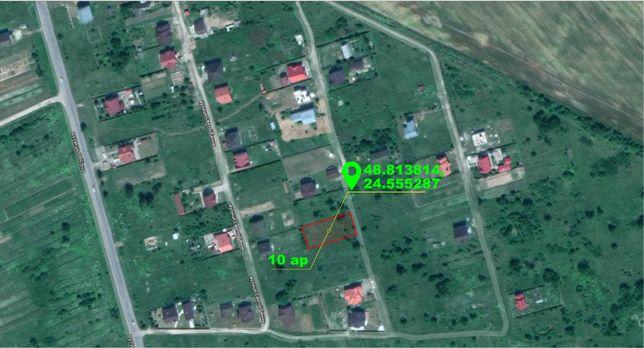 Земельна ділянка під забудову в Богородчанах