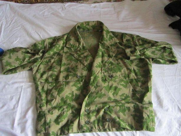 Ветровка куртка комуфляж мужская р. 60 и 50