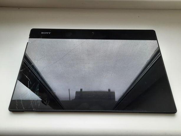 Планшет Sony Xperia Tablet Z SGP321 Black