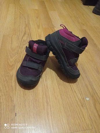Продам утеплённые кроссовки