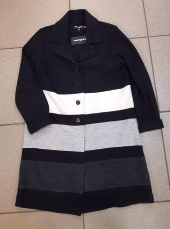 Фирменное шерстяное пальто Karl Lagerfeld Оригинал