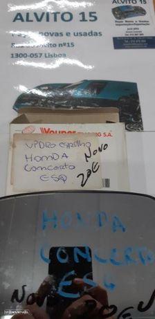 Vidro Espelho Retrovisor Esq.Honda Concerto Novo