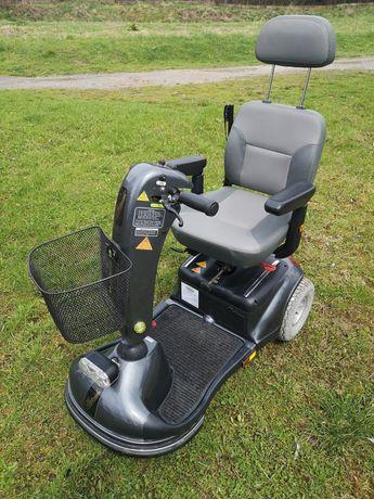 Wuzek inwalidzki elektryczny