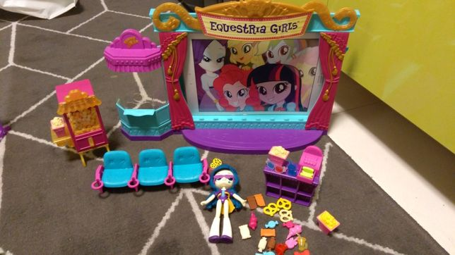 Equestria girls kino
