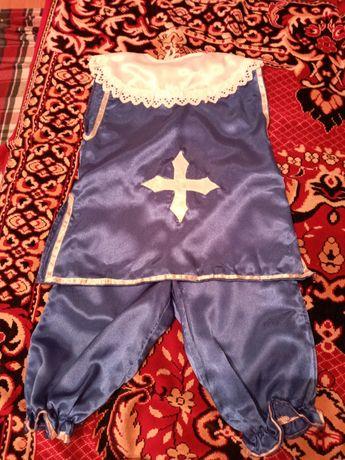 Новогодний костюм Мушкетера