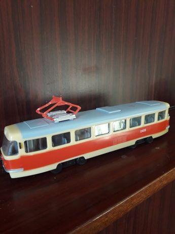 Трамвай музичний