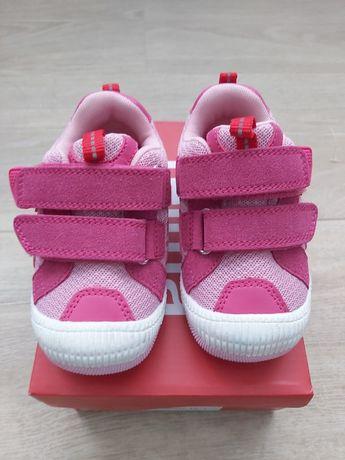 Nowe Buty dziecięce Reima Knappe 23 ròżowe