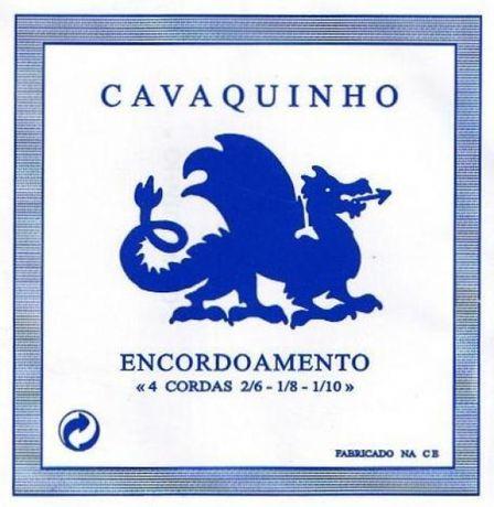 J. Cordas Dragão p/Cavaquinho Esp. (2/6-8-10)