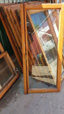 Okna drewniane impregnowane