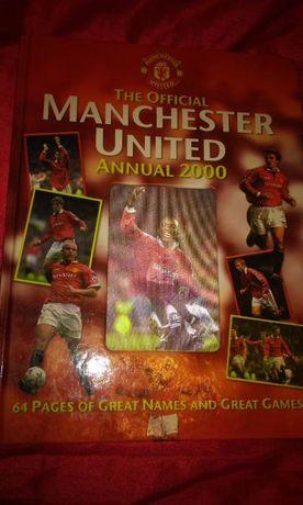 книга английский футбол клуб Манчестер Юнайтед Manchester United 2010