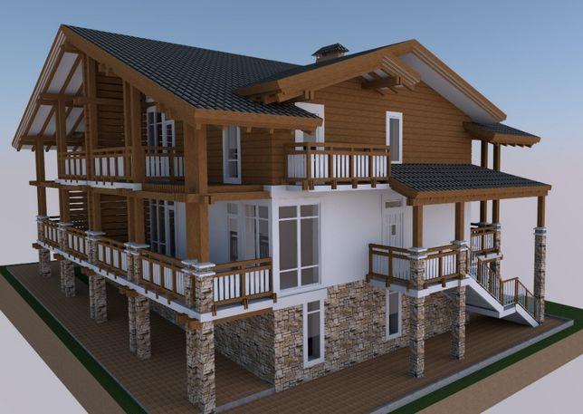 Прекрасна ділянка для будівництва житла або бізнесу