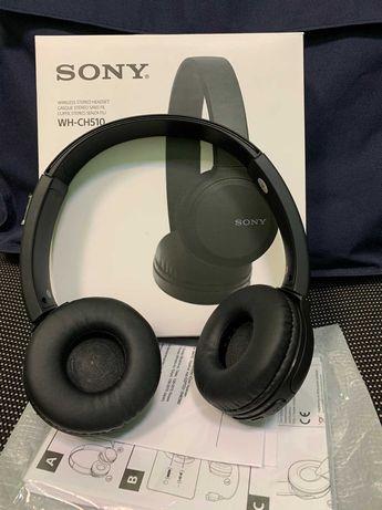 Новые наушники Sony