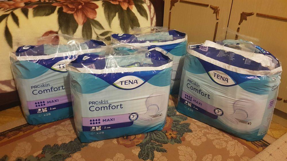 Pieluchy Anatomiczne Dla Dorosłych Tena Pants ProSkin Comfort Maxi Lubin - image 1