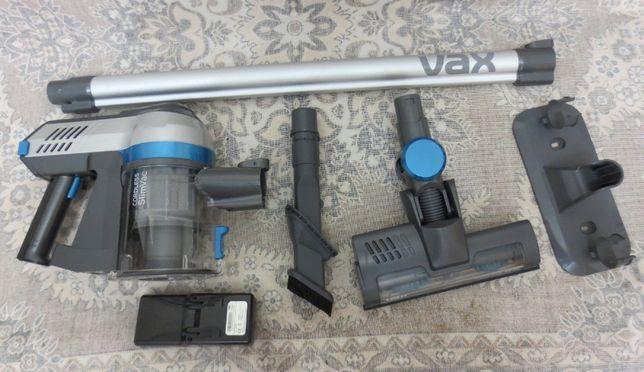 Аккумуляторный пылесос Vax SlimVac TBTTV1B1 (бездротовой)