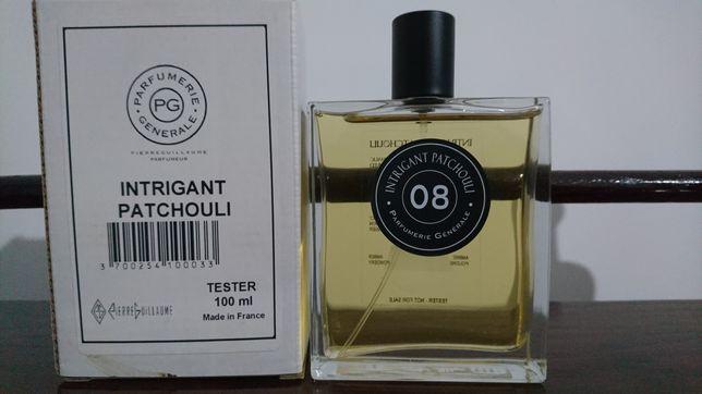 Intrigant patchouli Pierre Guillaume винтажный парфюм