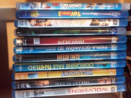 Filmy Blu Ray wymiana