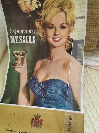 Publicidade calendários e cartazes