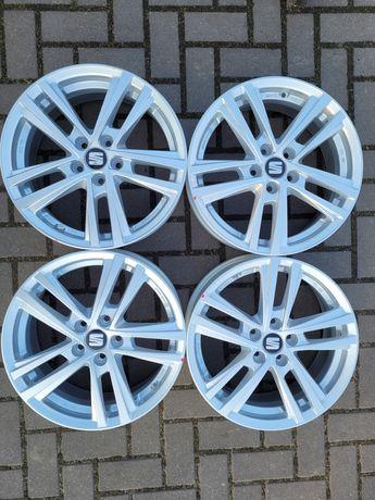 Do Sprzedania Nowe Felgi Alu Oryginał SEAT Volkswagen  5x100 16 Cal 6J