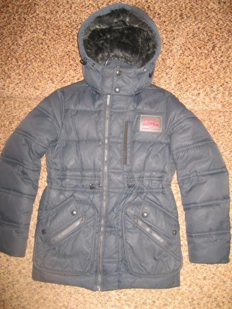 Зимняя курточка 134