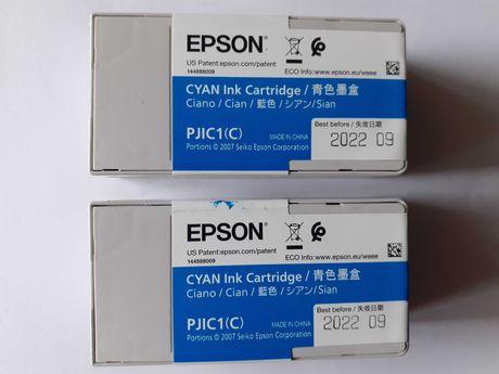 Kartridże Epson PJIC1