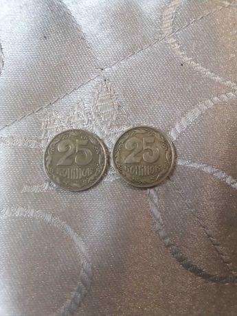 Продам 25коп 1992 года